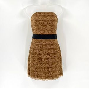 H&M Lace Semi Formal Mini Dress B01